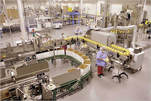 Best Aloe Vera Production and Packaging Facility